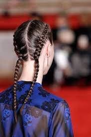 wet hair styles